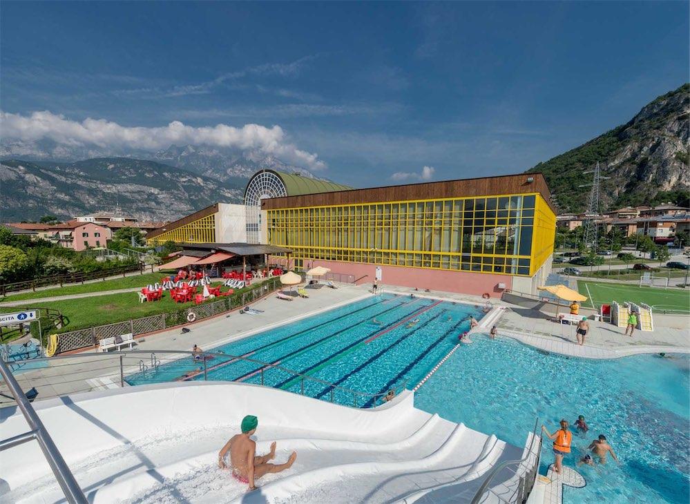Centro sportivo trento nord piscina e palestra a gardolo - Piscina di chiari orari corsi ...